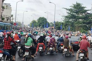 TP.HCM: Tai nạn giao thông kéo giảm 5% trong 2 tháng đầu năm