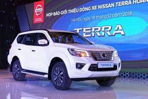 Tăng sức cạnh tranh, Nissan Terra tại Việt Nam giảm giá đến 29 triệu đồng
