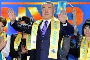 Kazakhstan: Tổng thống Nazarbayev từ chức sau 30 năm nắm quyền