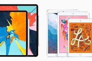 Apple đột ngột trình làng iPad Air và iPad mini 2019
