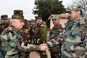 Chính phủ Syria tuyên bố sắp giải phóng toàn lãnh thổ