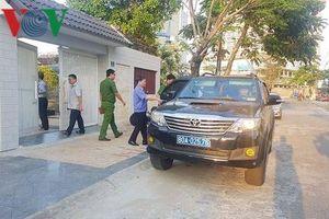 Khởi tố nguyên GĐ và Phó GĐ Sở Tài chính Đà Nẵng liên quan Vũ 'nhôm'