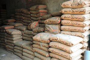 Phát hiện thêm 1.542 tấn xi măng Hoàng Mai giả nhãn mác xi măng Long Sơn
