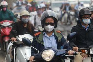 Hà Nội đang thực hiện nhiều giải pháp cải thiện chất lượng không khí