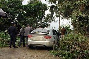 Xác định nghi phạm cướp xe taxi tại Tuyên Quang