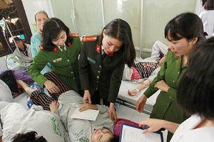 Hoạt động ý nghĩa của Cụm thi đua số 2, CATP Hà Nội