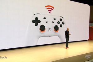 Demo chơi game nhiều người với Google Stadia