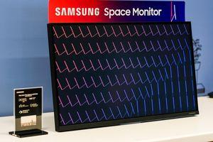 Đánh giá nhanh màn hình tối giản Samsung Space vừa ra mắt ở VN