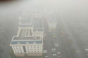 Diễn biến bất thường của chất lượng không khí Hà Nội