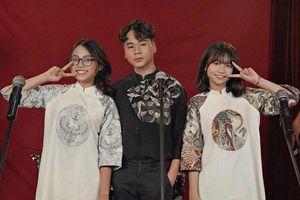 Xem Phương Mỹ Chi tái hiện phần thi đình đám trong Giọng hát Việt Nhí