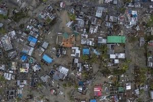 Điện thăm hỏi tình hình siêu bão Idai ở Mozambique