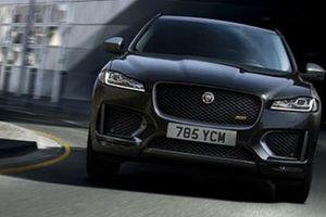 Thêm 2 phiên bản đặc biệt, Jaguar F-Pace có giá dưới 4 tỷ đồng
