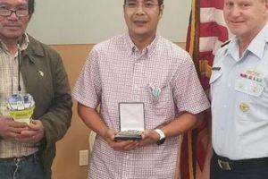 Hai ngư dân gốc Việt được giải thưởng Mỹ