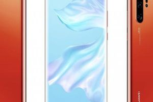 Đã có giá bán loạt Huawei P30, giá từ 9,7 triệu đồng