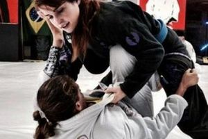 5 lý do tại sao nữ giới nên tập luyện Jiu Jitsu