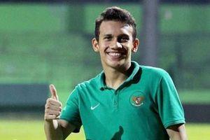 Indonesia mang thần đồng tới tỉ thí với U23 Việt Nam