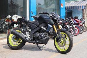 Cận cảnh 'siêu xe' Yamaha MT-15 đầu tiên về Việt Nam có giá 79 triệu đồng