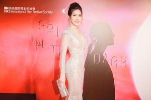 Cận cảnh người đẹp Việt duy nhất dự LHP Quốc tế Hong Kong 2019