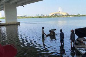 Thi thể kỹ sư xây dựng nổi trên sông Hàn sau nhiều ngày tìm kiếm