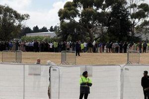New Zealand bắt đầu chôn cất các nạn nhân vụ xả súng