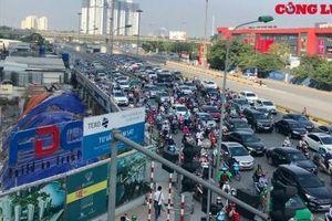 Hà Nội: Dự kiến cấm xe máy theo giờ tại 6 tuyến đường
