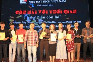 Nhà hát Kịch Việt Nam khởi công 2 vở kịch mới