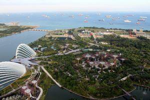 Đề xuất mở rộng quỹ đất táo bạo của Singapore
