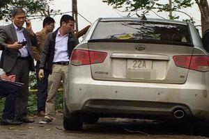 Nam thanh niên nổ súng nghi cướp taxi ở Tuyên Quang cũng là lái xe taxi