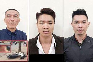 Hành hung phóng viên, 3 đối tượng bị khởi tố