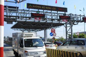 Bắt đầu kiểm tra trạm Ninh Lộc: Công ty Đèo Cả Khánh Hòa đã sẵn sàng phối hợp