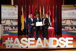 Khởi động 'Khám phá khoa học số ASEAN' lần thứ 3