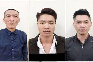 Khởi tố 3 đối tượng hành hung phóng viên tạp chí Thương trường