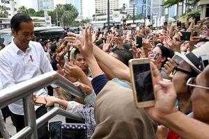 Indonesia: Tin tức giả tăng đột biến trước cuộc bầu cử Tổng thống