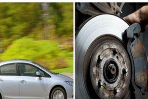 Dấu hiệu nguy hiểm từ hệ thống phanh ô tô, bỏ qua có thể 'mất mạng'