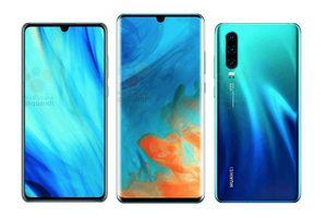 Samsung cung cấp màn hình cho Huawei P30 Pro