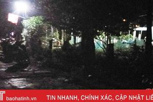 Phát hiện người đàn ông tử vong trong tư thế treo cổ ở Hương Khê