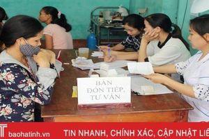 Chiến dịch sức khỏe sinh sản ở Hà Tĩnh chậm triển khai