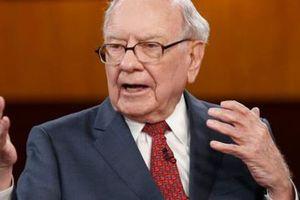 Huyền thoại đầu tư Warren Buffett thừa nhận đầu tư sai