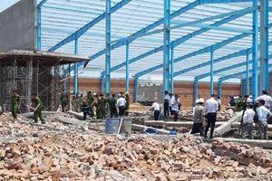 Vĩnh Long: Xác định nguyên nhân gây sập tường khiến 8 người thương vong