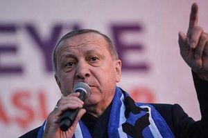 Australia chỉ trích phát biểu 'công kích' của Tổng thống Thổ Nhĩ kỳ