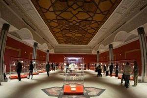 Bảo tàng ở miền Nam Iraq trưng bày nhiều cổ vật bị đánh cắp
