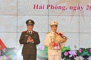 Phó tư lệnh bộ Tư lệnh Cảnh sát cơ động về làm Giám đốc Công an TP.Hải Phòng