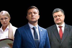 Ai đang dẫn đầu trong thăm dò bầu cử Tổng thống Ukraine?