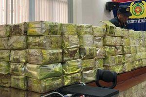 Đánh sập đường dây buôn hơn 300 kg ma túy xuyên quốc gia