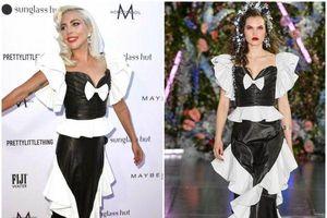 Lady Gaga quay ngoắt sang style bánh bèo như công chúa Disney
