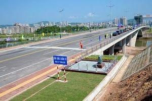 Cầu dạng vòm lớn nhất Việt Nam, nối liền Quảng Ninh với Trung Quốc chính thức được thông quan