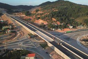 Cao tốc Vân Đồn - Móng Cái: Có thể nâng tốc độ thiết kế lên 120 km/h