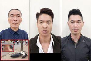 Khởi tố 3 bị can hành hung phóng viên tại địa bàn quận Cầu Giấy