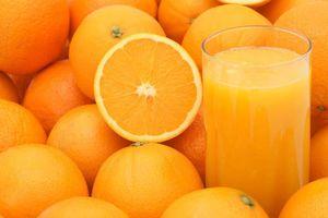 Điều kỳ diệu xảy ra khi bạn uống 1 ly nước cam mỗi ngày