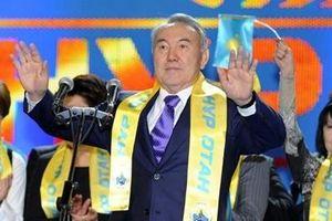 Ba thập kỉ chèo lái đất nước Kazakhstan của Tổng thống Nazarbayev